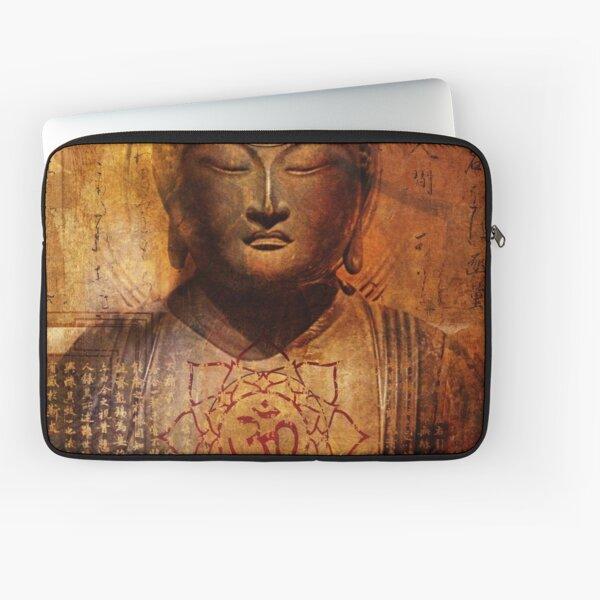 Lotus Sutra Laptop Sleeve