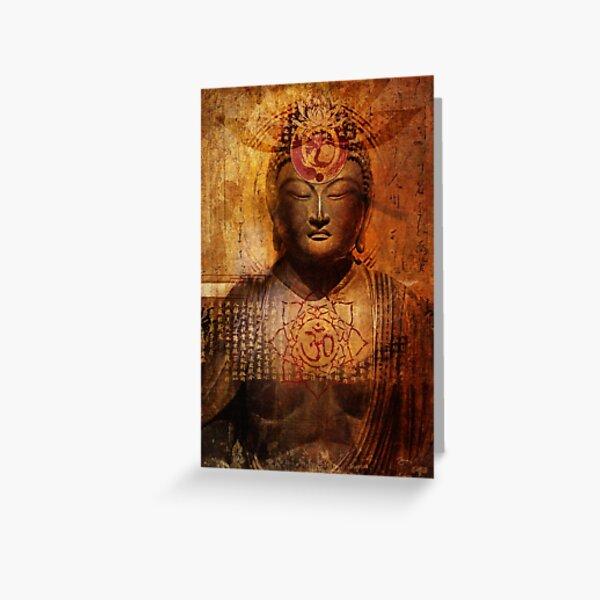 Lotus Sutra Greeting Card