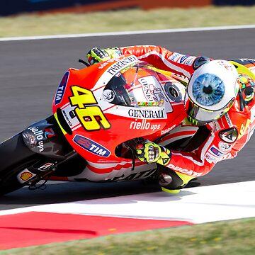 Valentino Rossi 46 by corsefoto