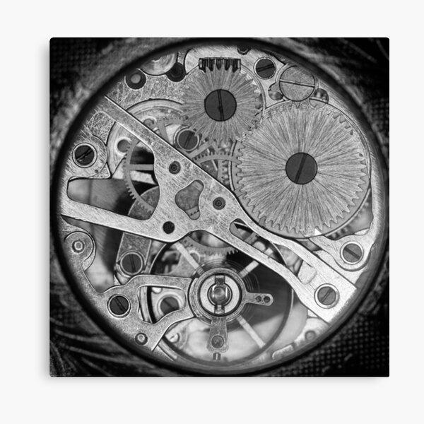 Timepiece Canvas Print