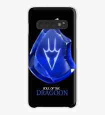 Soul of the Dragoon -black Case/Skin for Samsung Galaxy