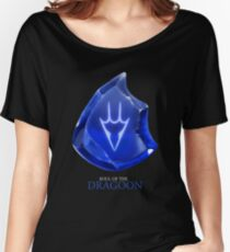 Soul of the Dragoon -black Women's Relaxed Fit T-Shirt
