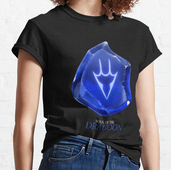 Seele des Dragoners - schwarz Classic T-Shirt