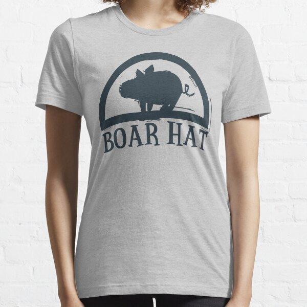 Los siete pecados capitales - Sombrero de jabalí Camiseta esencial