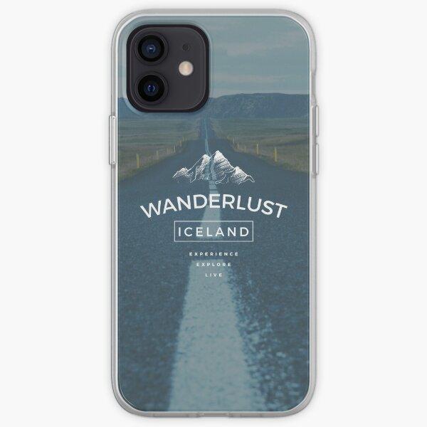 Wanderlust Iceland iPhone Soft Case