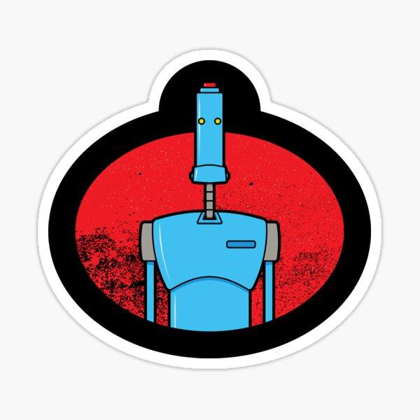 H.E.L.P.eR. — The Venture Bros. Sticker