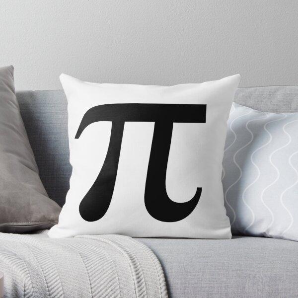 Pi-tacular Throw Pillow