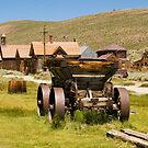 Bodie Ghost Town2 by Ray Rozelle