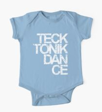 Tecktonik Dance One Piece - Short Sleeve