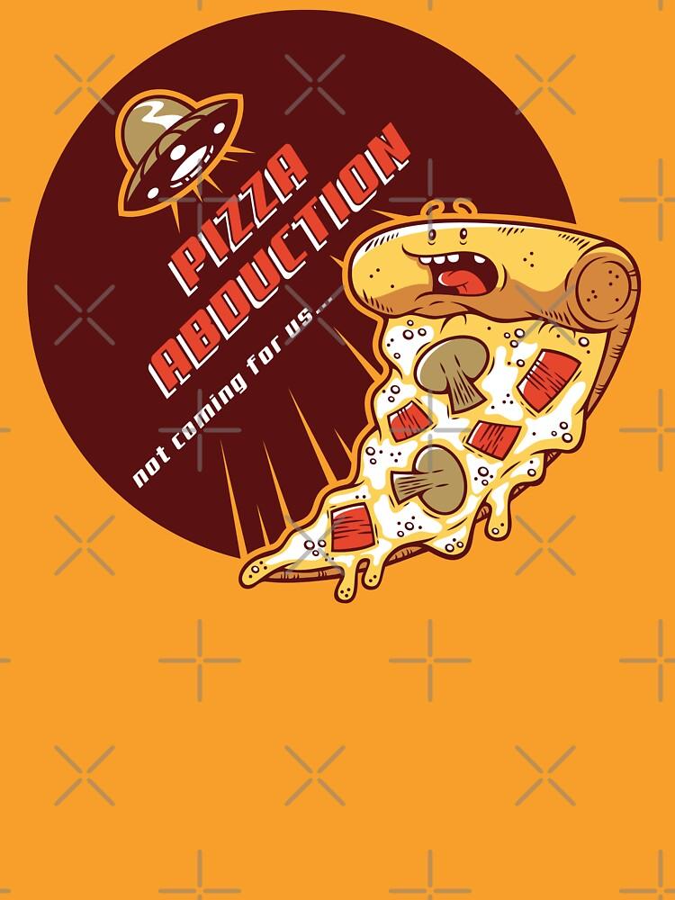 Pizza Abduction | Unisex T-Shirt