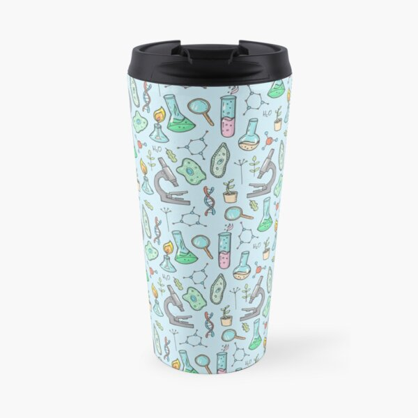 Biology and chemistry Travel Mug