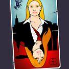 «Olivia VS Fauxlivia   Franja» de Tom Trager