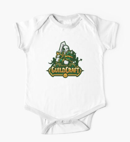 Knights of GuildCraft Kids Clothes