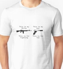 This is my gun T-Shirt