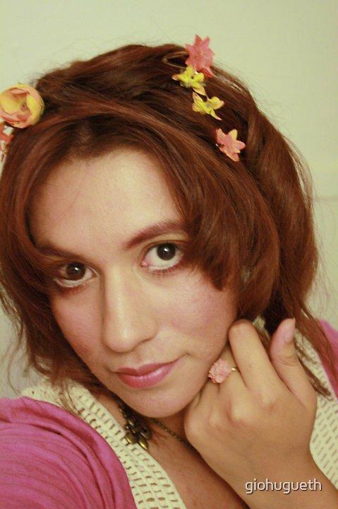 Flower Princess by giohugueth