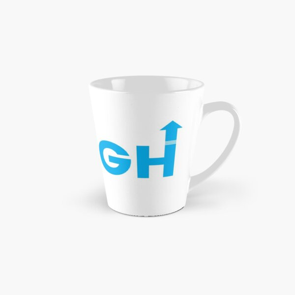 When they go low - We GO HIGH Tall Mug