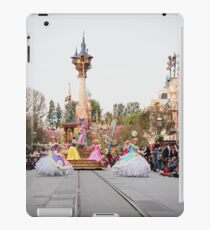 princess unit iPad Case/Skin