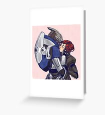 come back alive Greeting Card