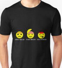 Heroes Sylar Smileys T-Shirt