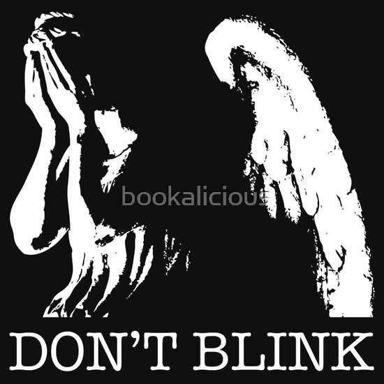 TShirtGifter presents: Don't Blink