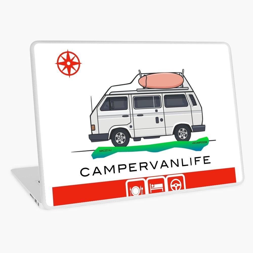 SOCALI Campervanlife Laptop Skin