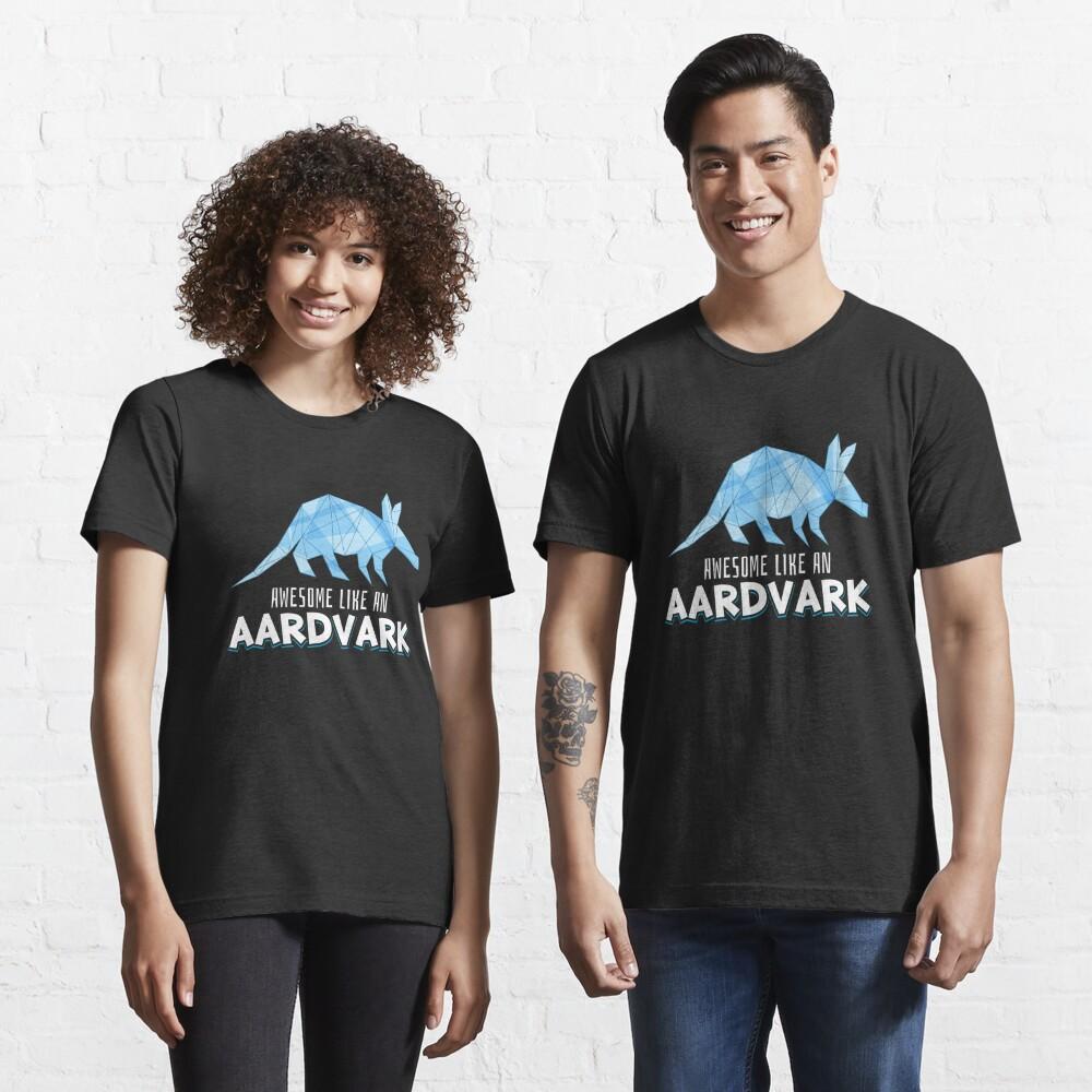 Animal Art - Awesome Like An Aardvark Essential T-Shirt