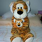 Mrs. Tiger is so proud of  Little Tigger by EdsMum
