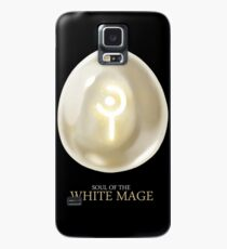 Soul of the White Mage -black Case/Skin for Samsung Galaxy