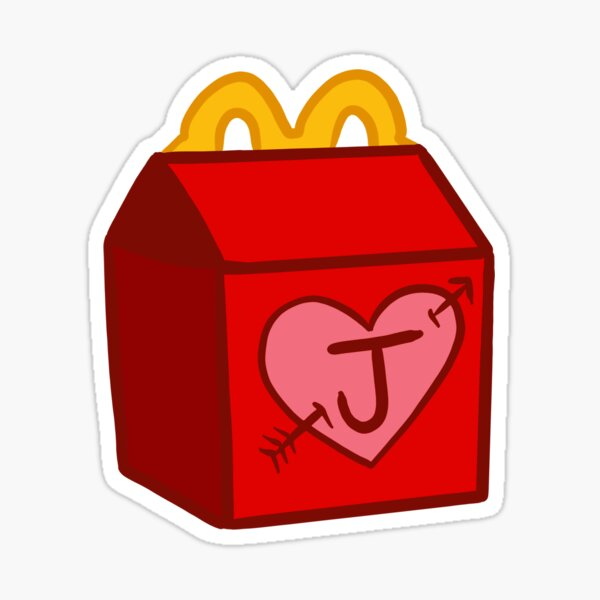 Jimmy Meal Sticker