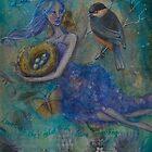 Flower fairy by KATRINAKOLTES