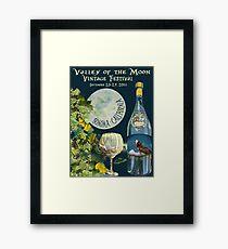 Valley of the Moon Vintage Festival 2011 Framed Print
