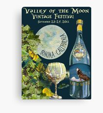 Valley of the Moon Vintage Festival 2011 Canvas Print