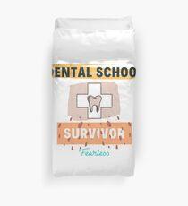 Dental school survivor boys  Duvet Cover