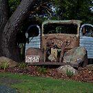 Corregated Car by Travis Easton