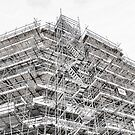 scaffolding  by DARREL NEAVES