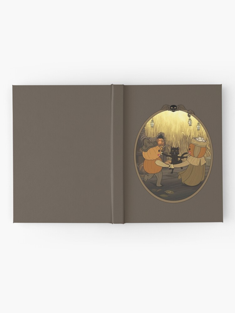 Alternate view of Dancing Time at the Huskin' Bee Hardcover Journal