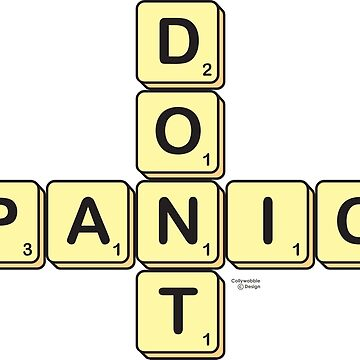 Don't Panic by jimcwood