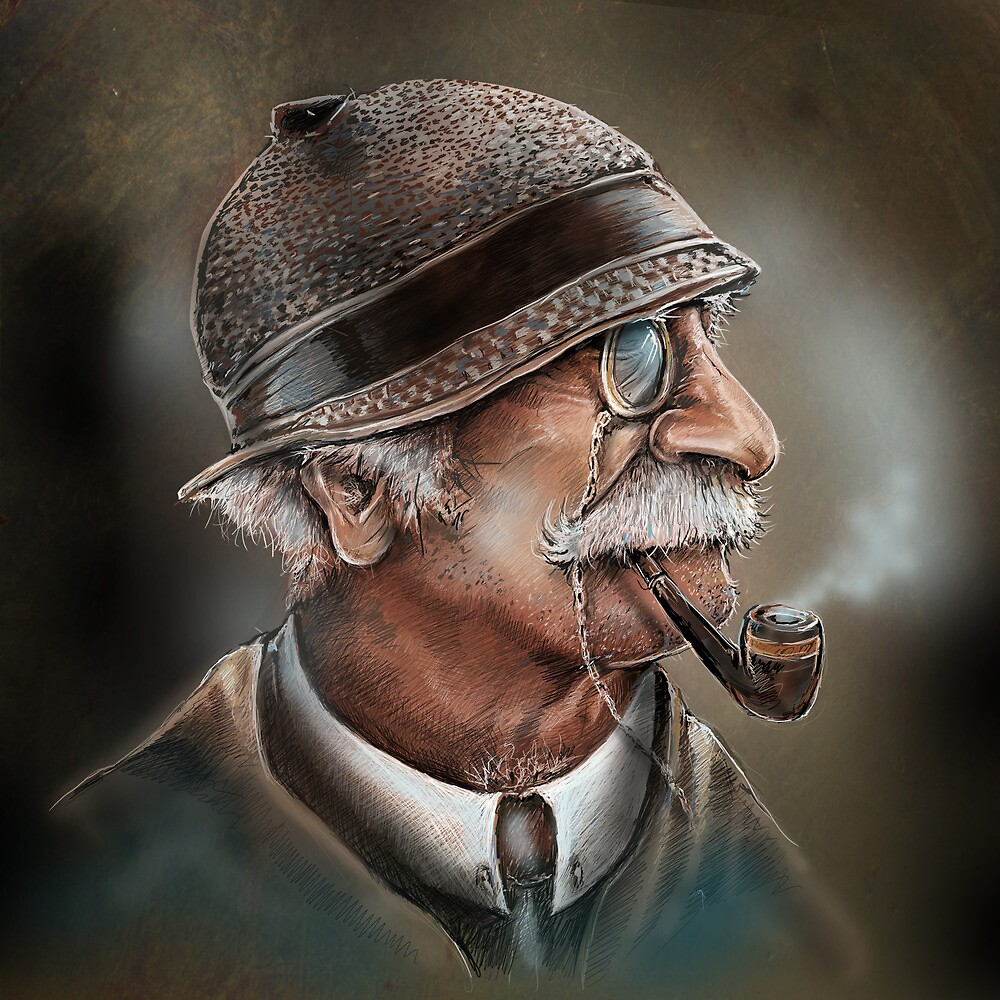 Detective by designerpeteuk