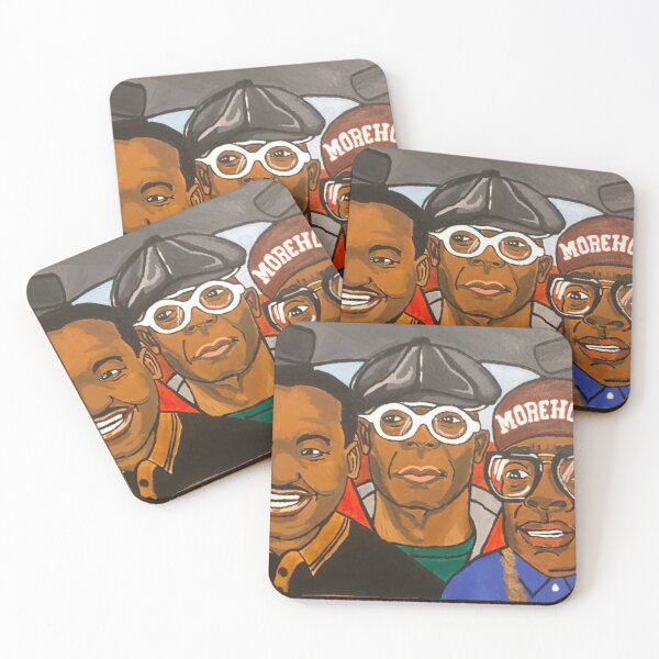 3 Legends of the House  Coasters (Set of 4)