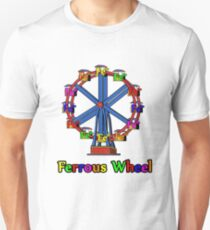 Ferrous Wheel (Fe2+) Unisex T-Shirt