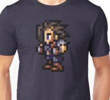 Zack Fair sprite - FFRK - Final Fantasy VII (FF7) Unisex T-Shirt