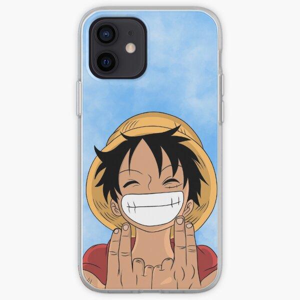 Luffy jul Coque souple iPhone