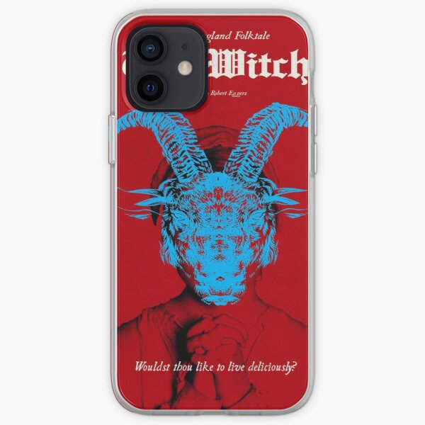 The Witch Poster iPhone Soft Case