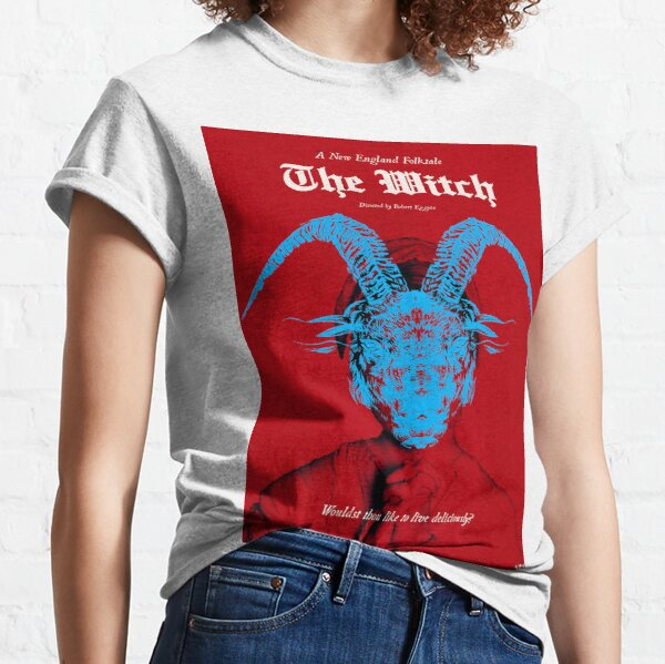 The Witch Poster Classic T-Shirt