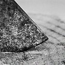 Small Axe Abstract Monotone by Nick  Gill