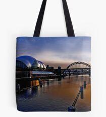 Tyneside Newcastle  Tote Bag