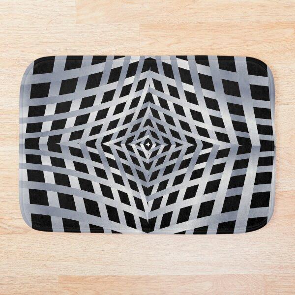 Solid mesh, volume representation Bath Mat
