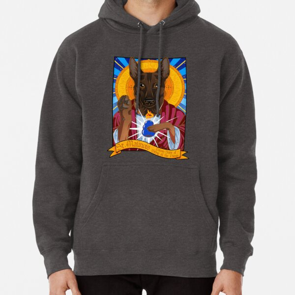St. Malinois Pullover Hoodie