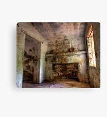 The Family Room Canvas Print