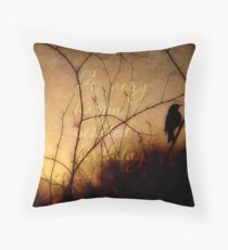 Belated birthday (for AndreaEL) Throw Pillow
